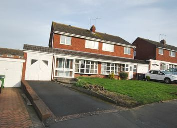 Thumbnail Semi-detached house for sale in Broomfield Road, Admaston, Telford, Shropshire, 0At.