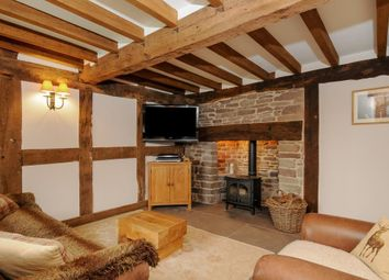 Thumbnail 4 bed cottage for sale in Marden, Hereford