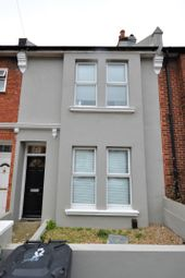 Thumbnail 6 bed terraced house to rent in Buller Road, Brighton