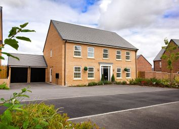"Thumbnail 5 bedroom detached house for sale in ""Gilthorpe"" at Boroughbridge Road, Knaresborough"