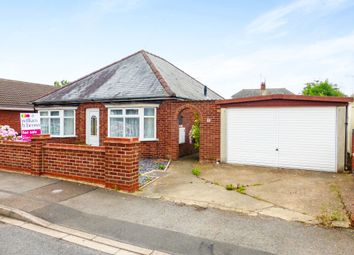 Thumbnail 2 bed detached bungalow for sale in Hillside Road, March