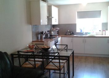Thumbnail 2 bed flat to rent in St. Pauls Close, London