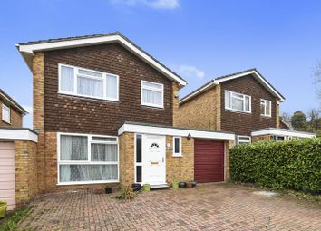 Thumbnail 3 bed detached house for sale in Poplar Drive, Nork, Banstead