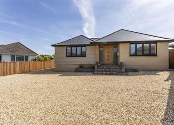 Thumbnail 3 bedroom detached bungalow for sale in Albany Close, Barton On Sea, New Milton