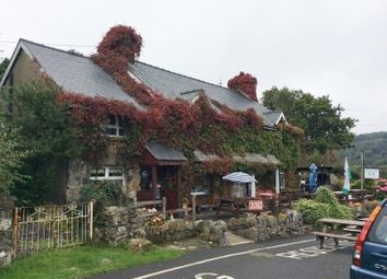 Thumbnail Restaurant/cafe for sale in Capel Curig, Betws Y Coed