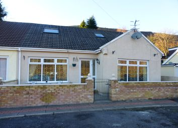 Thumbnail 3 bed semi-detached house for sale in The Rise, Porth