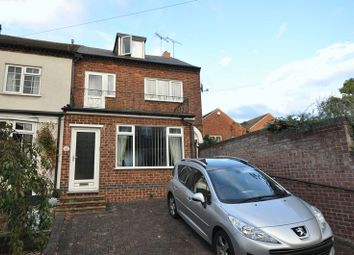 Thumbnail 4 bed semi-detached house for sale in Burton Street, Tutbury, Burton-On-Trent