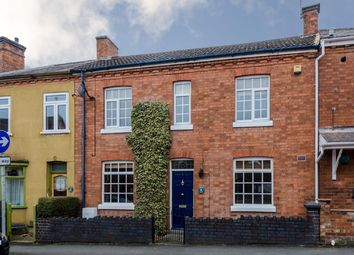 Thumbnail 3 bed terraced house for sale in Albert Road, Hinckley