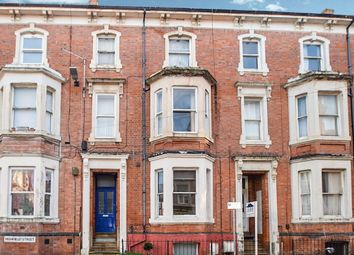 Thumbnail 1 bed flat for sale in Highfield Street, Leicester
