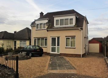 Thumbnail 3 bed detached house for sale in Cornaway Lane, Fareham