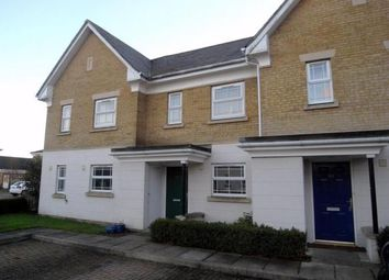 Thumbnail 2 bed terraced house to rent in Swordsmans Road, Deepcut, Camberley, Surrey