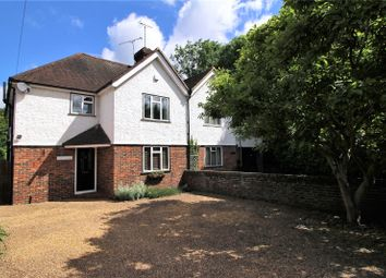 Thumbnail 3 bed semi-detached house for sale in High Street, Brasted, Westerham