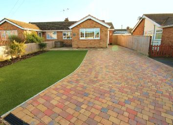 Thumbnail 3 bed bungalow for sale in Mill Road, Bozeat, Wellingborough