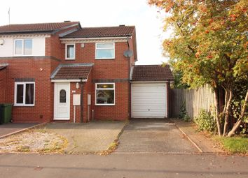 Thumbnail 2 bed semi-detached house for sale in Marine Crescent, Wordsley, Stourbridge