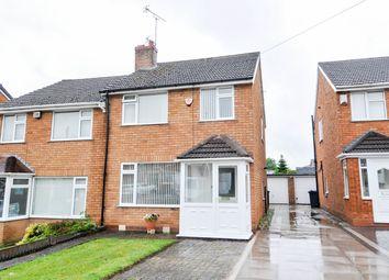 Thumbnail 3 bed semi-detached house for sale in Longhurst Croft, Longbridge, Birmingham