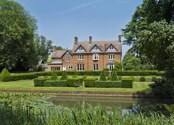 Thumbnail 7 bed detached house to rent in The Old Vicarage, Barkway, Royston, Herts