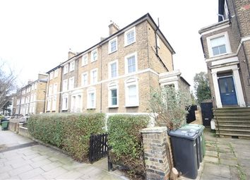 Thumbnail 3 bed flat to rent in Manor Avenue, London