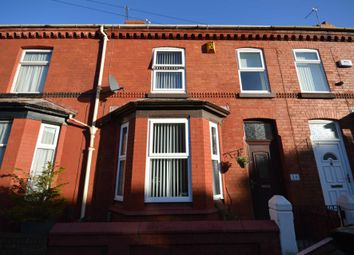 Thumbnail 3 bed terraced house to rent in Woodford Road, New Ferry, Wirral