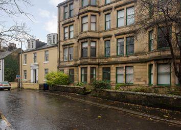 Thumbnail 2 bed flat for sale in Oakshaw Street West, Paisley, Renfrewshire