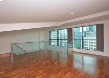 Thumbnail 2 bedroom flat to rent in Discovery Dock, Canary Wharf