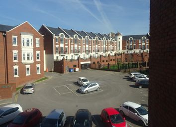 Thumbnail 2 bed flat for sale in Arch View Crescent, Liverpool