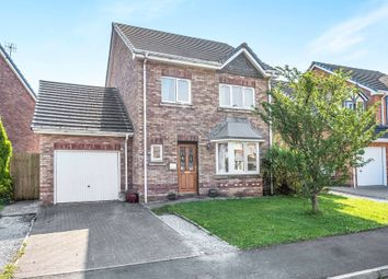 Thumbnail 4 bed detached house for sale in The Meadows, Skewen, Neath