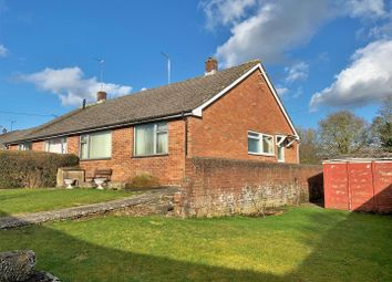 Thumbnail 2 bed semi-detached bungalow for sale in Barons Mead, Chippenham