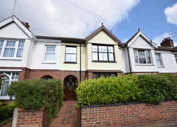 Thumbnail 6 bed terraced house for sale in Britannia Road, Norwich