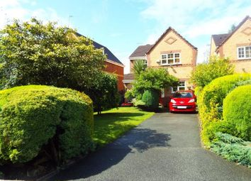 Thumbnail 4 bed detached house for sale in Gillers Green, Worsley, Manchester, Greater Manchester