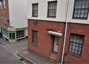 Thumbnail 2 bed maisonette for sale in Lower North Street, Exeter