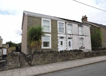 Thumbnail 3 bed semi-detached house for sale in Thomas Street, Pontardawe, Swansea