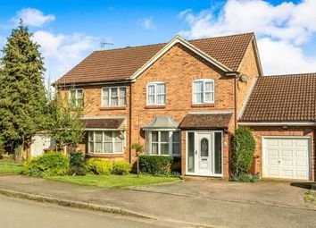 Thumbnail 4 bed semi-detached house for sale in Winchelsea Close, Banbury, Oxon, England