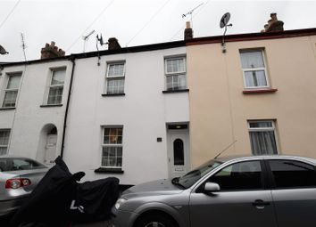 Thumbnail 3 bed terraced house for sale in Trinity Street, Barnstaple
