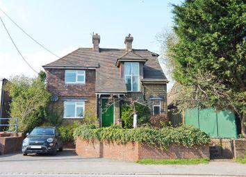 Thumbnail 4 bedroom detached house for sale in Hailsham Road, Herstmonceux, Hailsham