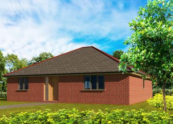 Thumbnail 3 bed detached bungalow for sale in 4 Crown Green Off Westfield Lane, Westfield Lane, Mansfield