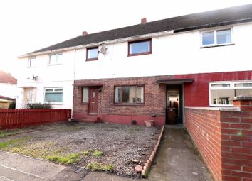 Thumbnail 3 bed terraced house for sale in Cunningham Road, Rosyth, Dunfermline