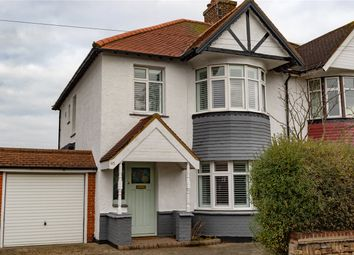 Thumbnail 3 bed semi-detached house for sale in Henry Drive, Leigh-On-Sea