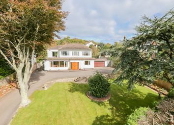 Thumbnail 5 bedroom detached house for sale in Ilsham Marine Drive, Torquay