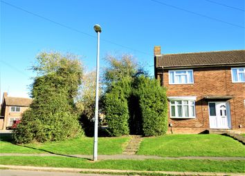 Thumbnail 2 bed semi-detached house for sale in Lywood Road, Leighton Buzzard