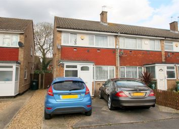 Thumbnail 3 bed end terrace house for sale in Benen-Stock Road, Staines-Upon-Thames, Surrey