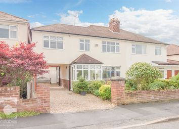 Thumbnail 4 bed semi-detached house for sale in Bendee Road, Little Neston, Neston, Cheshire