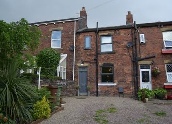 Thumbnail 2 bed end terrace house to rent in Lands Buildings, Off Dewsbury Road, Ossett