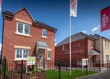 Thumbnail 3 bed detached house for sale in Oakfield Grange, Cwmbran