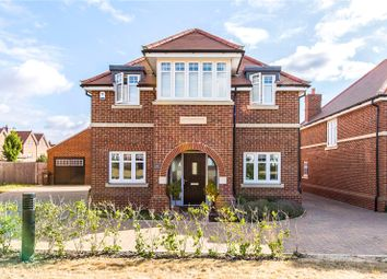 Thumbnail 4 bed detached house for sale in The Green, Kings Park, St. Albans, Hertfordshire
