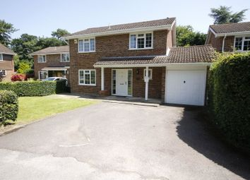 Thumbnail Country house for sale in Oakenbrow, Sway, Lymington, Hampshire