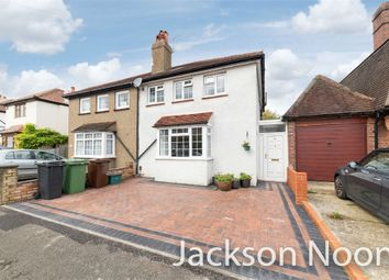 3 bed semi-detached house for sale in Fulford Road, West Ewell, Epsom KT19
