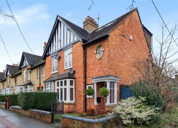 Thumbnail 3 bed end terrace house for sale in Hensington Road, Woodstock, Oxfordshire