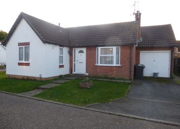 Thumbnail 2 bed detached bungalow for sale in Medeswell, Orton Malborne, Peterborough