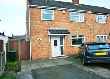 Thumbnail 3 bed semi-detached house to rent in Chester Road, West Bromwich