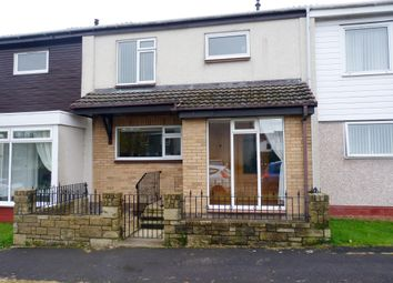 Thumbnail 3 bed terraced house for sale in Turnberry Place, Greenhills, East Kilbride